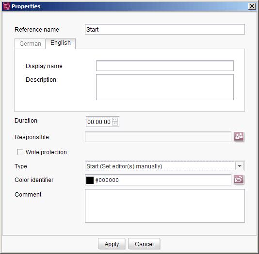 FirstSpirit Online Documentation - Status element